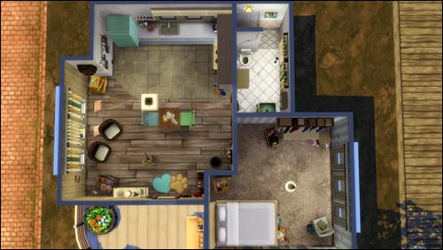 'Abandoned House - Starter'