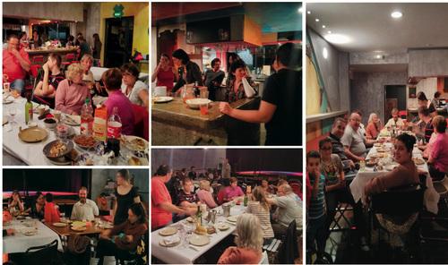 repas de quartier : quelques images