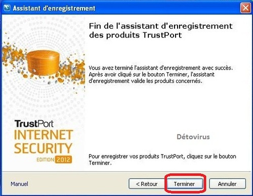 TrustPort Internet Security 2012 - Licence 3 mois gratuit