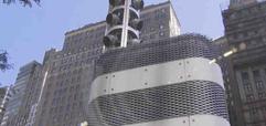 De mystérieuses tours en métal apparaissent partout dans New York City
