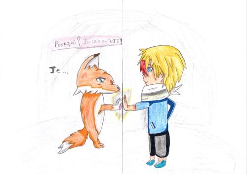Foxy & Foxaly