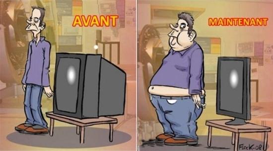television-avant-maintenant