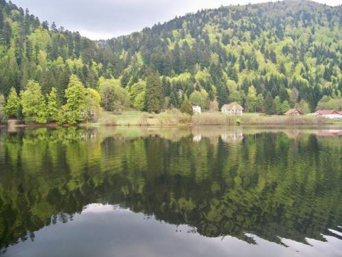 Lacs de Longemer et Retournemer, Roche du diable, le Honheck