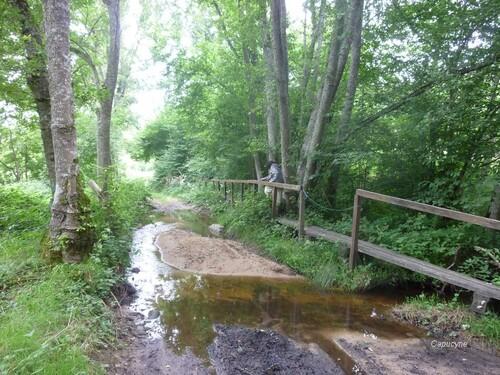 Images de Creuse -3- les chemins de l'eau