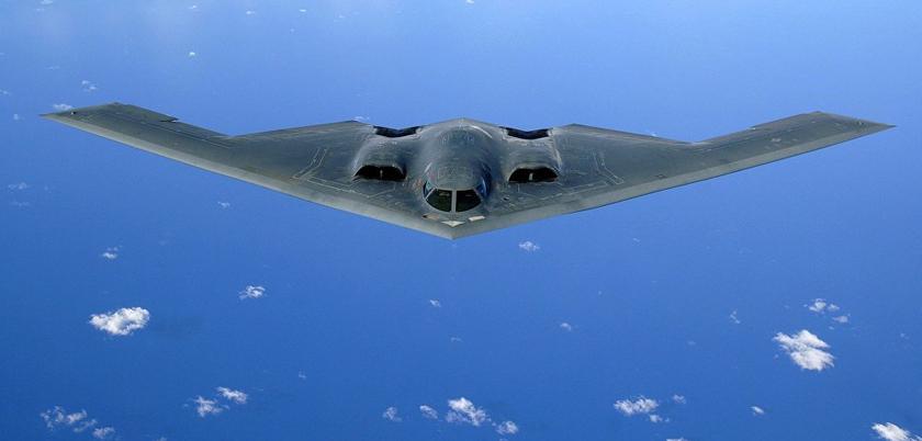 Un bombardier US, messager de la guerre entre les États-Unis et la Corée du Nord