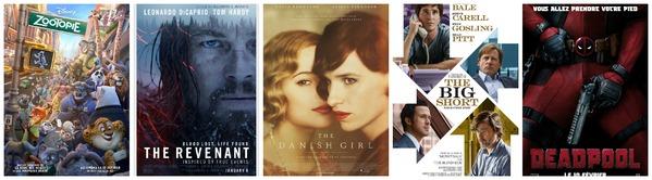 Les 10 meilleurs films