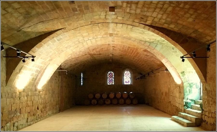 L'Abbaye de Fontfdroide ( Aude ) : N°4