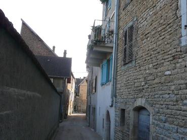 Ornans - Centre ville