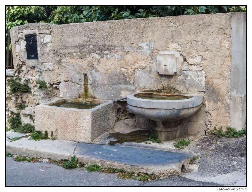 Fontaine de la rue de la République
