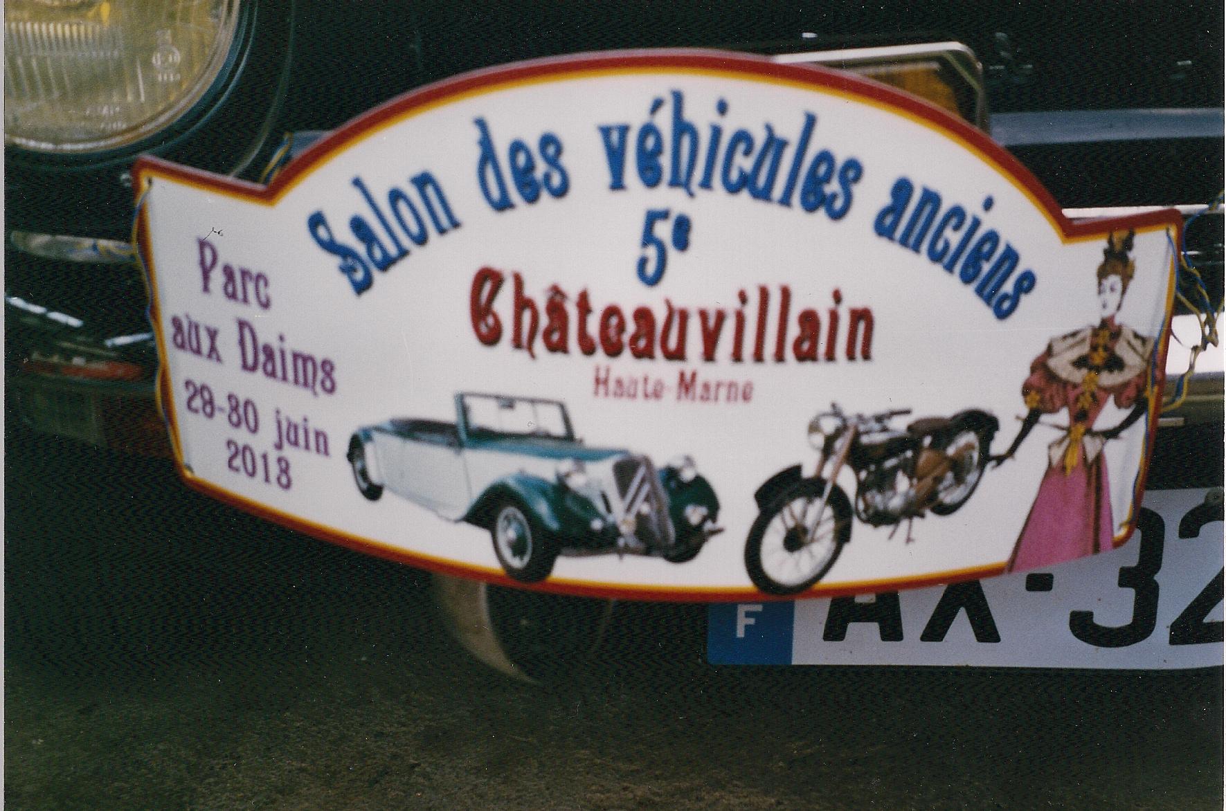 Chateauvillain  2013
