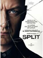 Split affiche
