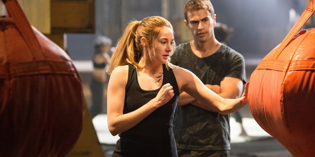 [Test 4K Ultra HD] Divergente