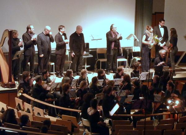 La Bohème de Puccini à l'amphithéâtre des Arts et Métiers