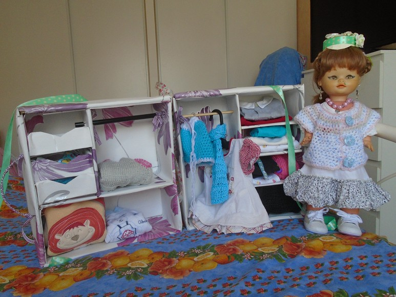 Une armoire pour Rosalie