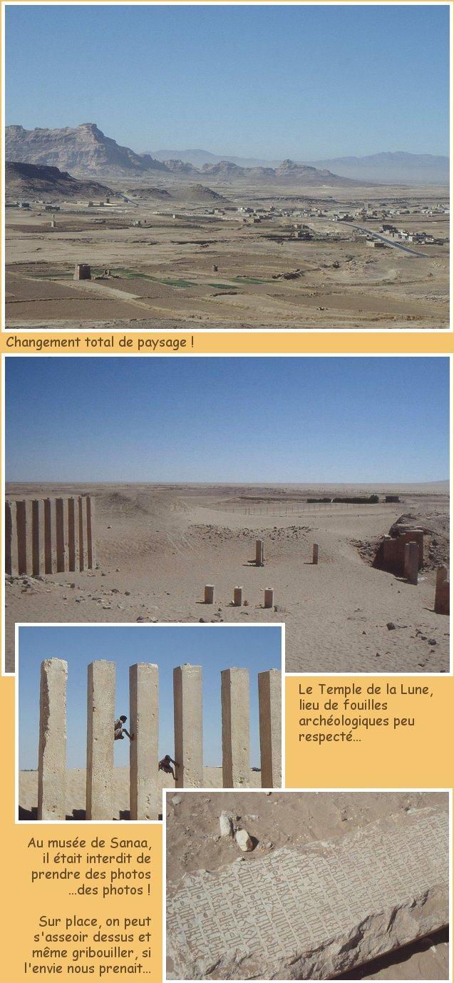 YEMEN 16 - Le désert