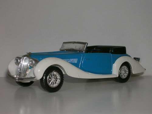 Delahaye 135 M 1939