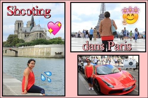 [SHOOTING 2Ol7] - Paris