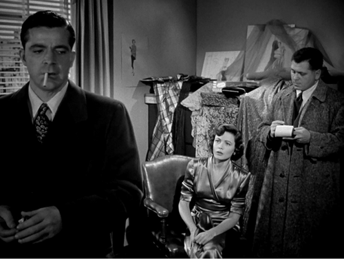 Mark Dixon détective, Where the sidewalk ends, Otto Preminger, 1950