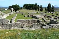 * Notre séjour en Corse - 2016 09 24 - Le site romain d'Aleria