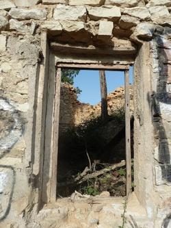esthétique des ruines