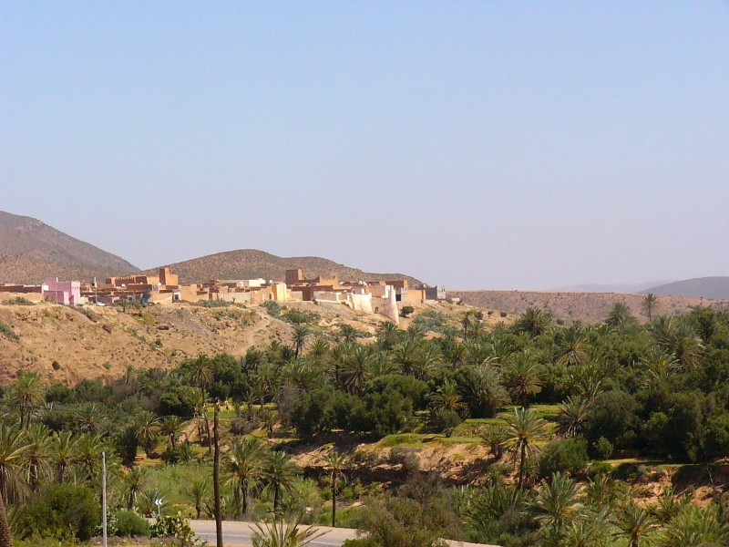 Tafraout - Tiznit