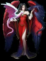Féerie , anges, dragons , etc ...