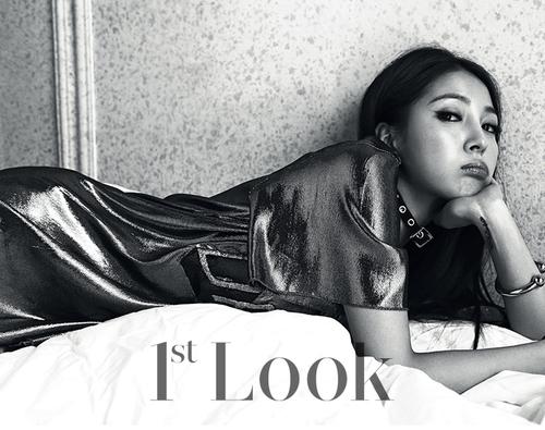 Boa pour 1st Look