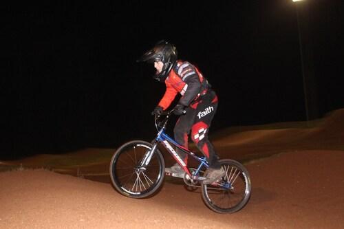 14 fevrier 2017 entrainement BMX Mandeure