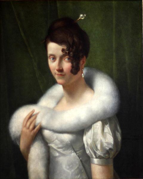 File:François Gérard - Portrait d'une femme vers 1810.jpg