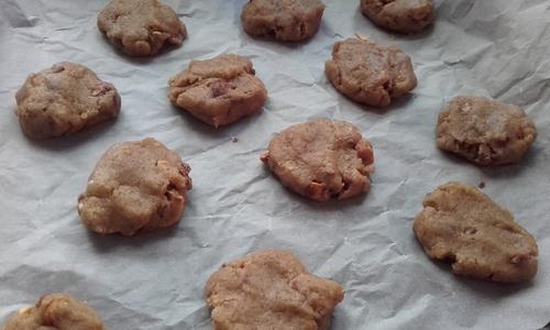 Calendrier de l'avent #8 Cookies aux Pralines