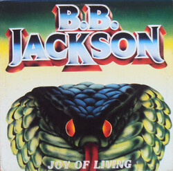 B.B. Jackson - Joy Of Living - Complete LP