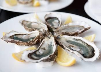 5. Les huîtres