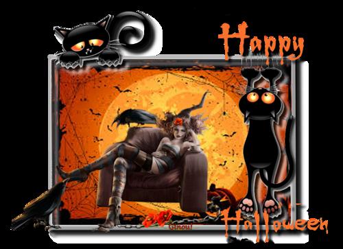 Défi de chez Nathie (Halloween)