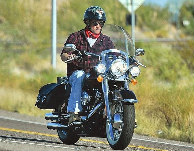 Harry le biker