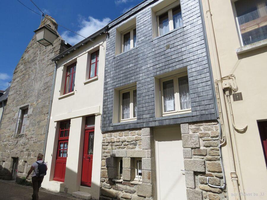 la vieille ville de Concarneau -3