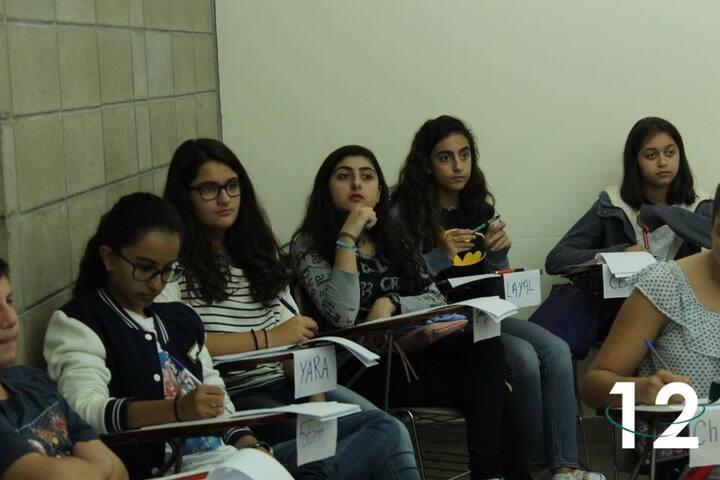 Deuxième session de la modélisation des Nations Unies.