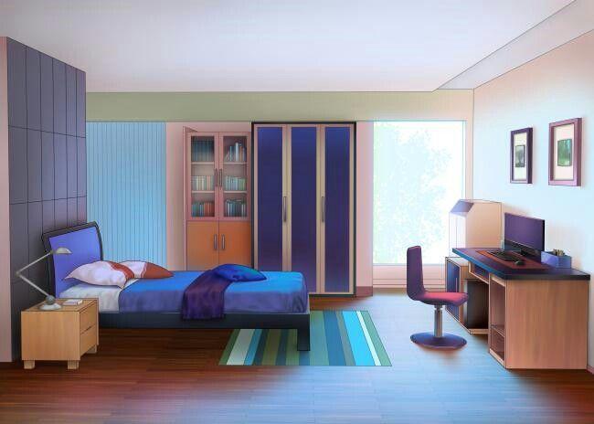 Épinglé par Ririnou - Gacha sur Fond pour anime | Paysage manga ...