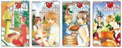 Komura Ayumi : J'aime les sushis