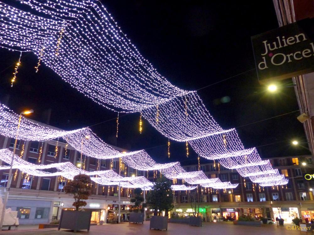 Marché de Noël d'Amiens