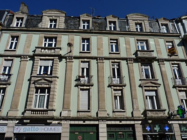 Metz rue du Sablon 13 Marc de Metz 2011