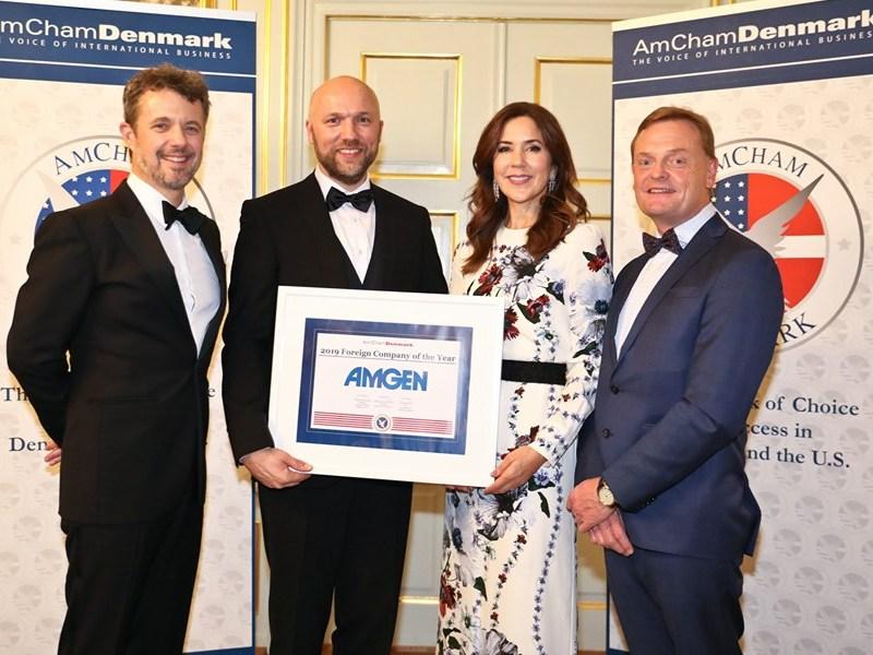 AmCham Denmark (The American Chamber of Commerce in Denmark)