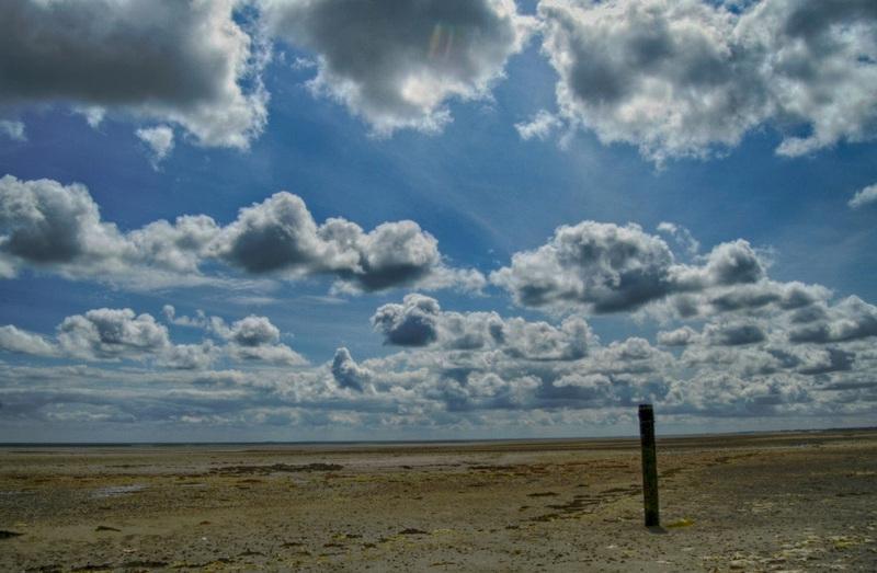 Sur la plage de Morsalines