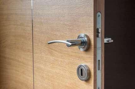 Les poignées de portes