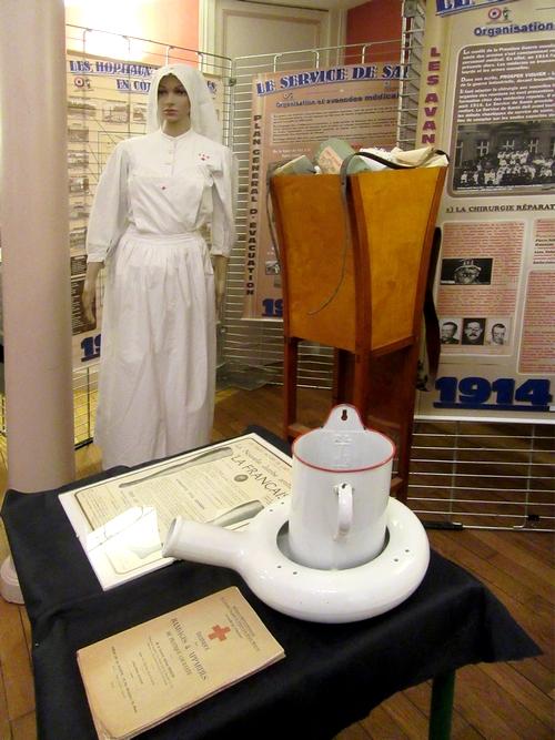 Trois expositions sur le centenaire de la Grande Guerre se sont tenues à Châtillon sur Seine du 5 au 11 novembre