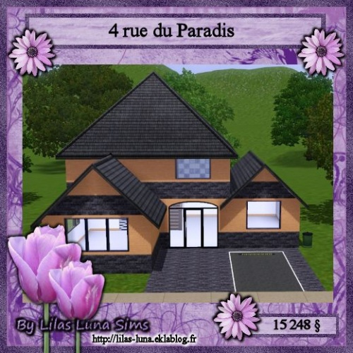♥ 4 rue du Paradis ♥