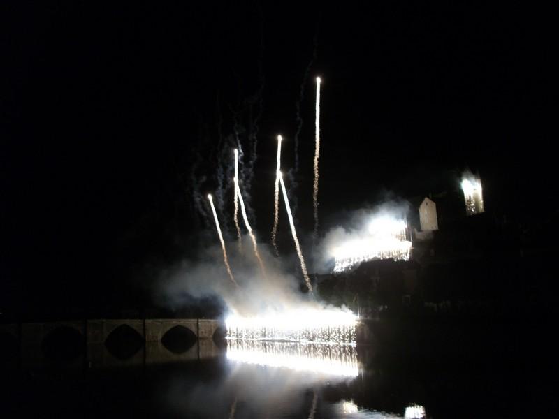 Le son et lumières de Terrasson 2012