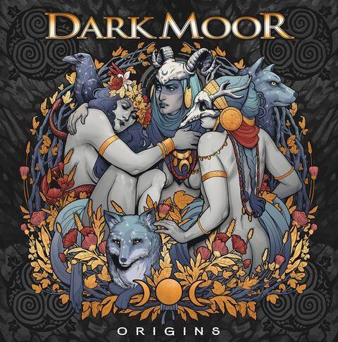 DARK MOOR - Détails et extrait du nouvel album Origins