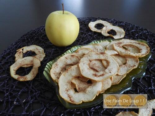 Les chips de pomme