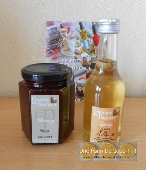 Nouveau partenariat gourmand : Epicerie de Provence