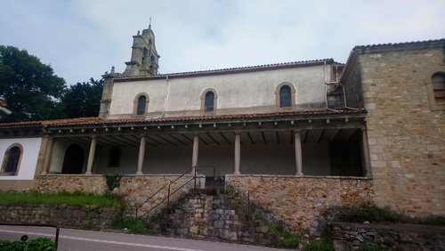 San Esteban de Leces